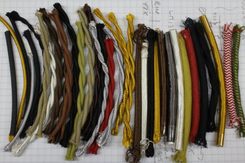 cloth wiring