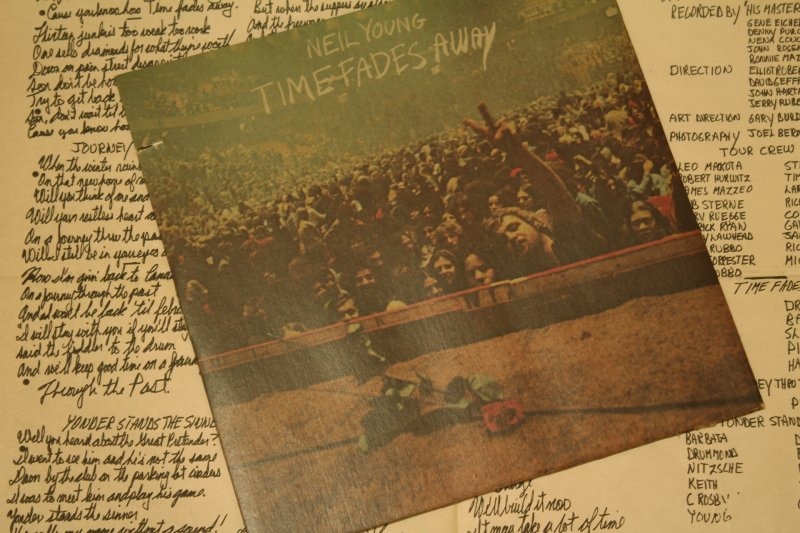 Giveaway Time Fades Away Mike Beauchamp