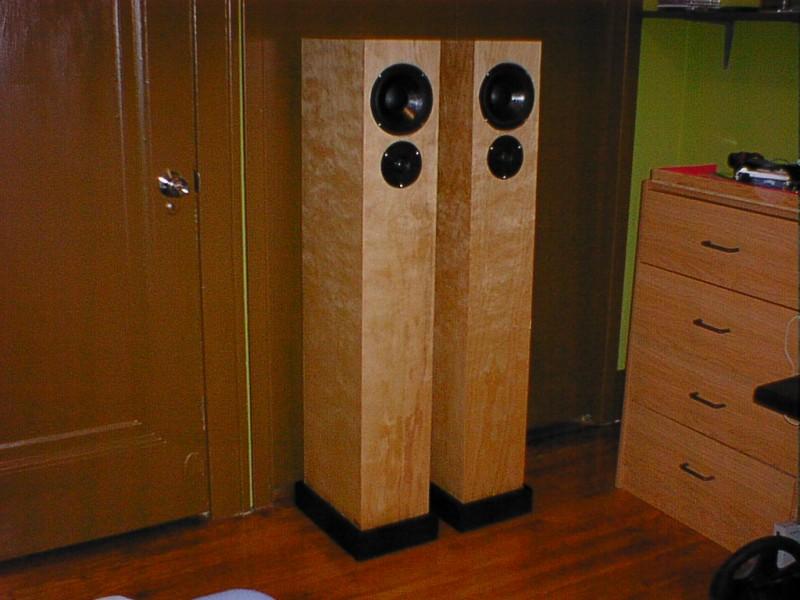 Transmission Line Speaker Project Diy – Home Exsplore