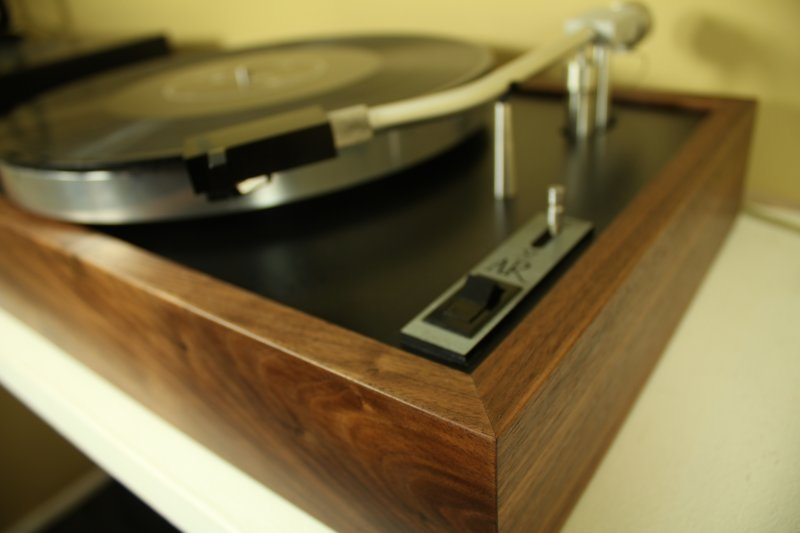 New Base for AR-XB Turntable – mike beauchamp